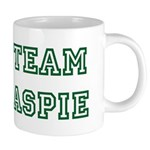 Team Aspie 20 oz Ceramic Mega Mug