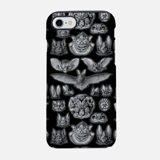 Vintage Bat Illustrations iPhone 7 Tough Case