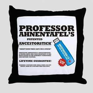 AncestorStick Throw Pillow