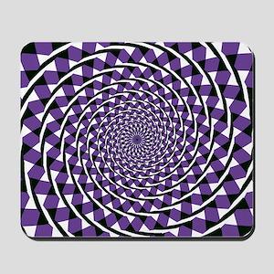 Fraser Spiral Mousepad