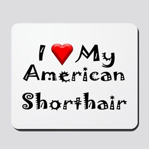 American Curl Mousepad