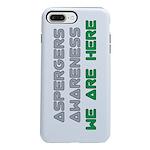 Aspergers Awareness iPhone 7 Plus Tough Case