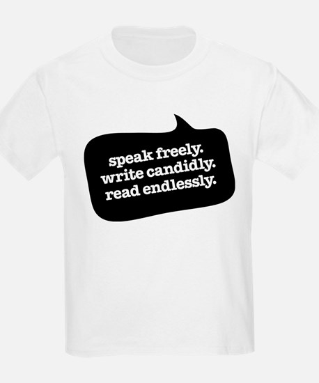 """Speak Freely"" T-Shirt"