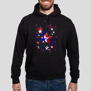 Amercian Stars Hoodie (dark)