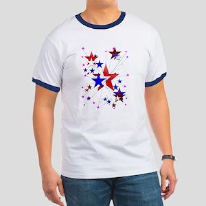 Amercian Stars Ringer T