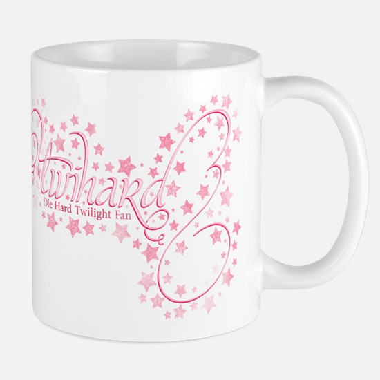 Pink Sparkly TwiHard Mug