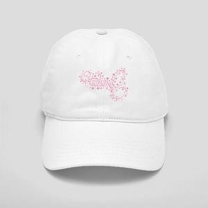 Pink Sparkly TwiHard Cap