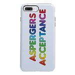 Aspergers Acceptance iPhone 7 Plus Tough Case