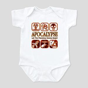 Apocalypse Infant Bodysuit