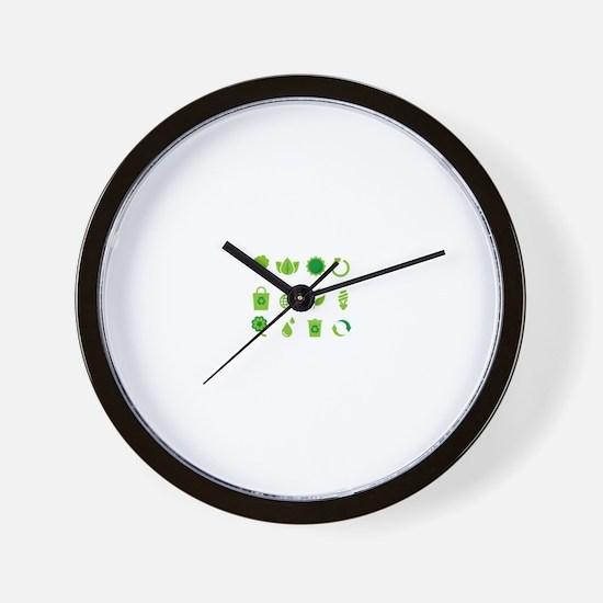 Cute Ipood Wall Clock
