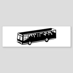 Bus Bumper Sticker