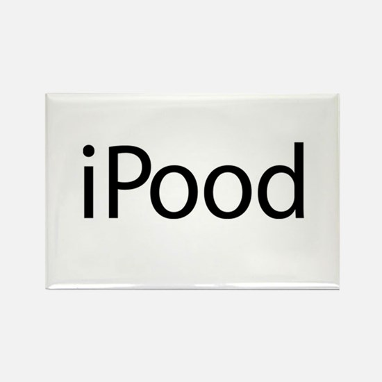 Cute Ipood Rectangle Magnet