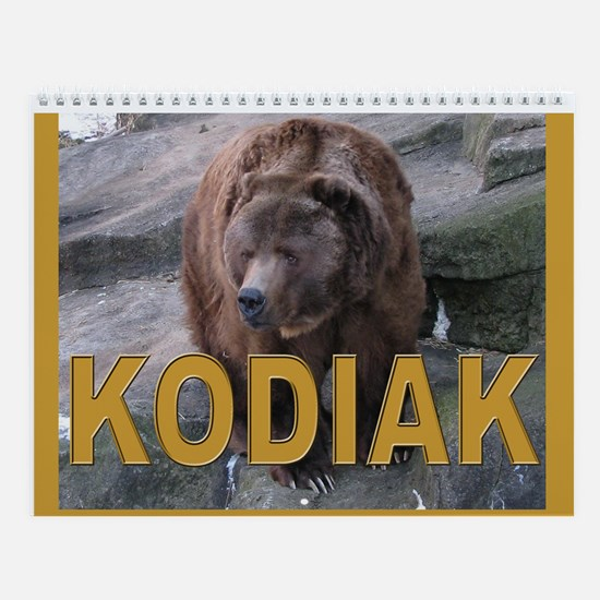 Rocky II Wall Calendar