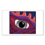 CREATURE VIEW #4 Rectangle Sticker 50 pk)