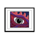 CREATURE VIEW #4 Framed Panel Print