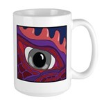 CREATURE VIEW #4 Large Mug