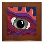 CREATURE VIEW #4 Framed Tile