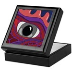 CREATURE VIEW #4 Keepsake Box