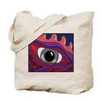 CREATURE VIEW #4 Tote Bag