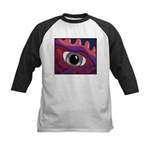 CREATURE VIEW #4 Kids Baseball Jersey