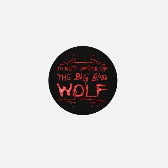 Big Bad Wolf Mini Button