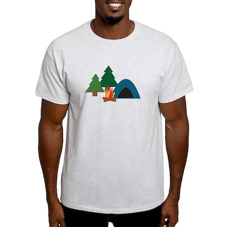 Camp Site Light T-Shirt