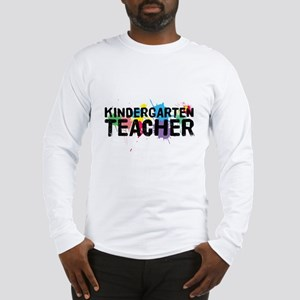 Kindergarten Teacher Long Sleeve T-Shirt