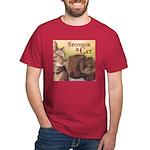 Kitty Corner Dark T-Shirt