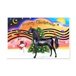 XmsMusic2/Horse (Ar-blk) Mini Poster Print