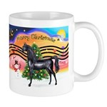 XmsMusic2/Horse (Ar-blk) Mug