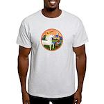 XmsFntsy/Horse (Ar-W) Light T-Shirt
