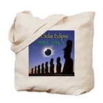 2010 Total Solar Eclipse 2 - Tote Bag