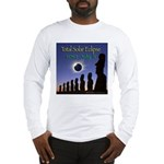 2010 Total Solar Eclipse 2 - Long Sleeve T-Shirt