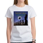2010 Total Solar Eclipse 2 - Women's T-Shirt