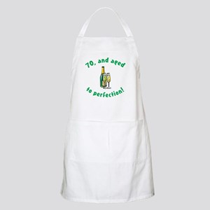 70, Aged To Perfection BBQ Apron