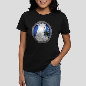 Wedding Skulls Women's Dark T-Shirt