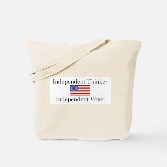 Unique Independents Tote Bag
