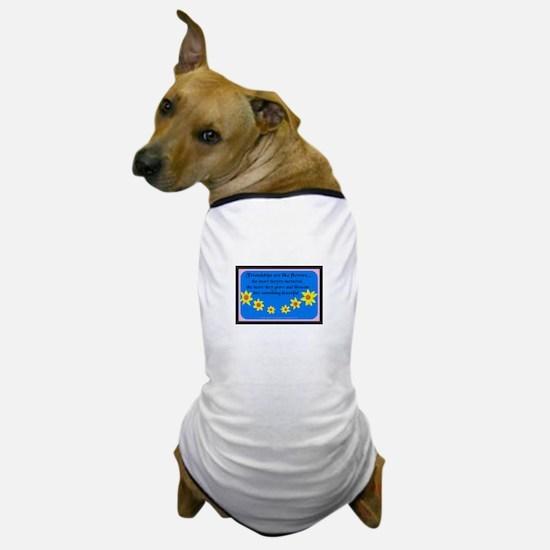 Unique Animation art Dog T-Shirt