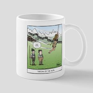 Tarzan of the Alps Mug