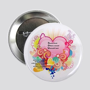 "Joy - 1 John 3 23 2.25"" Button"