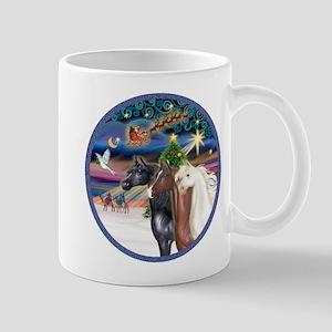 XmsMagic/3 Horses (Ar) Mug