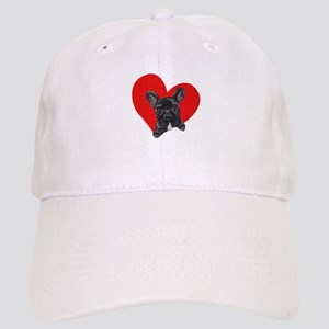 Black Frenchie Lover Cap