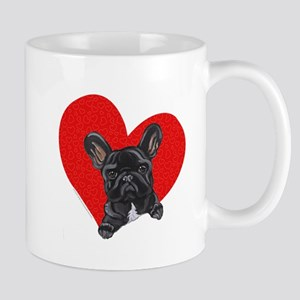 Black Frenchie Lover Mug