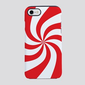 Peppermint Candy iPhone 7 Tough Case