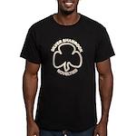Silver Shamrock Novelties Men's Fitted T-Shirt (da