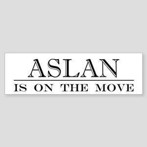 Aslan Bumper Sticker