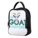 The Goat Whisperer Hipster Goat by GetYerGoat Neop