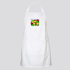 Melt in Your Mouth BBQ Apron