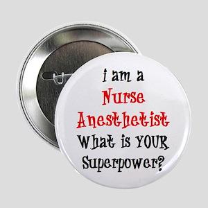 "nurse anesthetist 2.25"" Button"