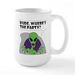ALIENS and UFO's #2 Large Mug